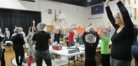 Feed My Starving Children - School Students