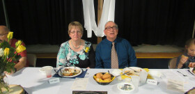 John & Barb Shaffer Retirement Dinner